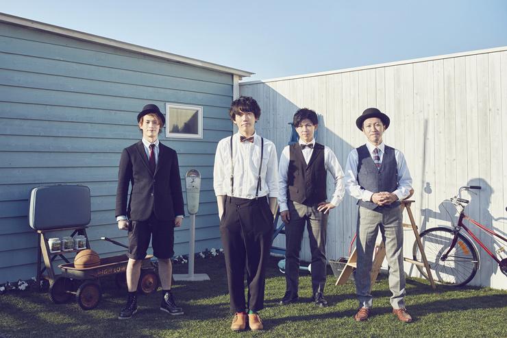 sumika - MIni Album『アンサーパレード』 Release / リリースツアーの開催も決定!
