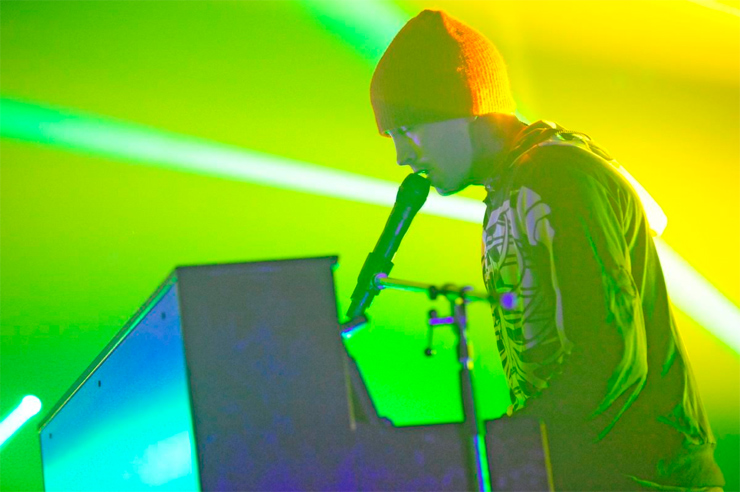 twenty one pilots at 東京 新木場STUDIO COAST(2016.03.09) REPORT