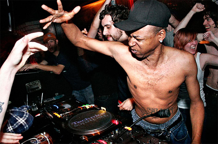 DJ FUNK (Dance Mania / from Chicago)
