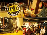 DR.MARTENS THE ORIGINAL ICONS BIRTHDAY PARTY / OT LIVE TATTOO @ Dr.Martens原宿 (2016.04.01) REPORT