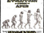 HER NAME IN BLOOD - New EP 『Evolution From Apes』 Release / A-FILES オルタナティヴ ストリートカルチャー ウェブマガジン