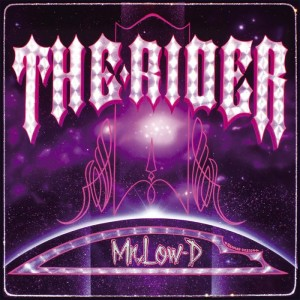 Mr.Low-D - New Album 『THE RIDER』 Release