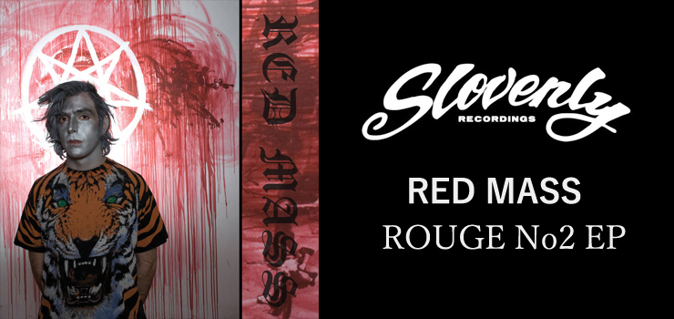 RED MASS - New EP 『ROUGE No2 EP』 Release