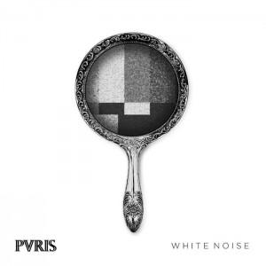 PVRIS - 1st Album 『WHITE NOISE』(日本国内盤) Release