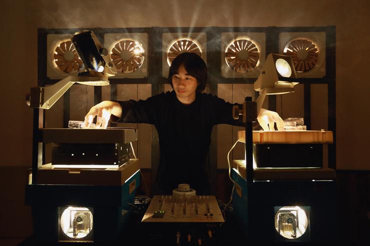 和田永 廃棄家電を通して人と音楽とが甦る
