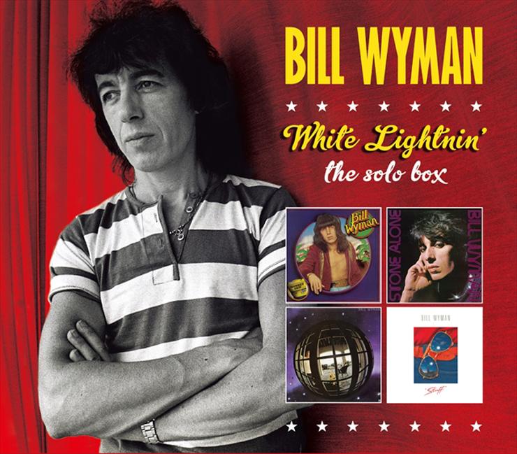 Bill Wyman - White Lightnin' - The Solo Box (4CD+DVD) Release