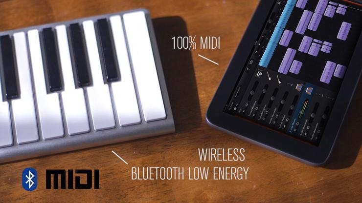 【CME PRO】社よりBluetooth対応MIDIキーボード『Xkey Air 25』『Xkey Air 37』を含む4製品がリリース。