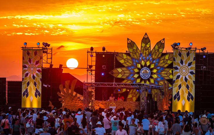 CORONA SUNSETS FESTIVAL 2016年7月2日(土)・3日(日) at 美らSUNビーチ野外音楽特設ステージ ~出演アーティスト全ラインナップ発表~
