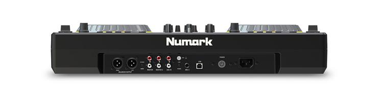 Numark コンプリートDJシステム 『MIXDECK EXPRESS』のニューモデルが発売。