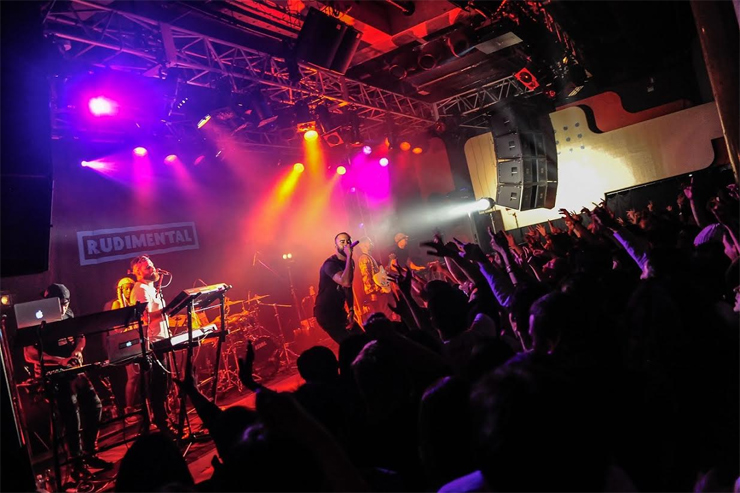 RUDIMENTAL at shibuya duo MUSIC EXCHANGE (2016.05.02)  ~REPORT~