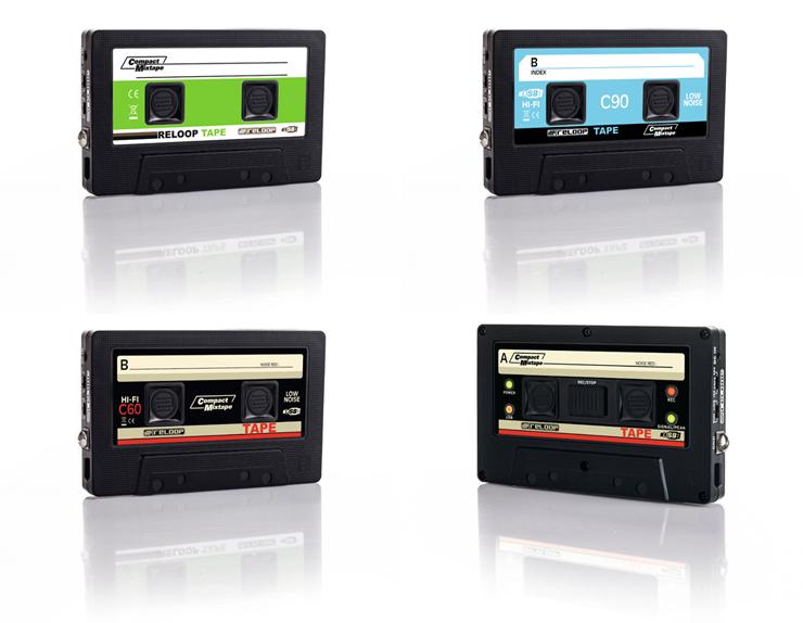TAPE (テープ型のMP3レコーダー)