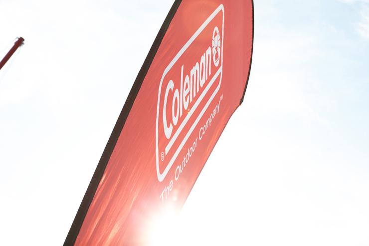コールマンアウトドアリゾートパーク2016 ~ここから、 はじめる!キャンプの世界。 ~ 2016年5月28日(土) 29日(日) at 明治神宮外苑 軟式野球場