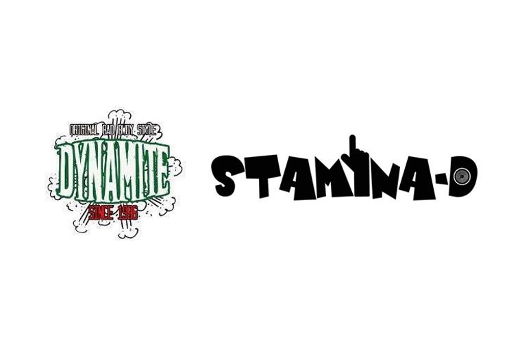 Dynamite with Stamina-D Sound System