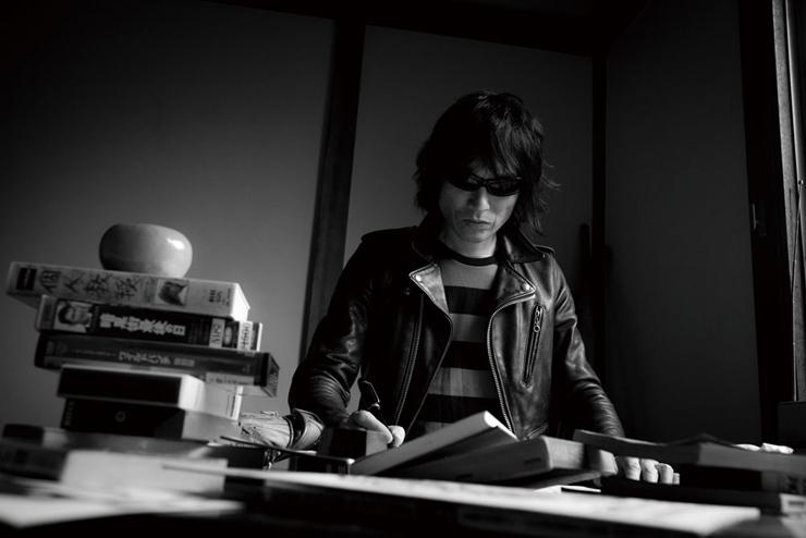 阿武誠二(SEIJI / GUITAR WOLF