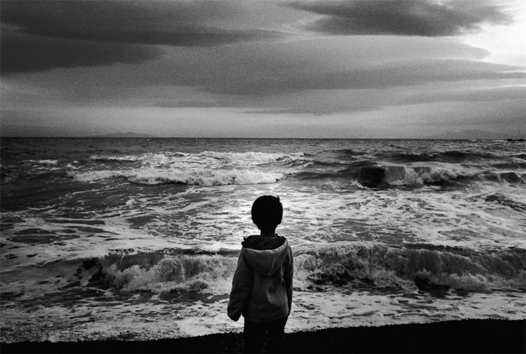 鷲尾和彦写真展『A la Mer - 海へ -』2016年7月1日(金)~9月25日(日) at ESPACE KUU 空(大正大学5号館1階)
