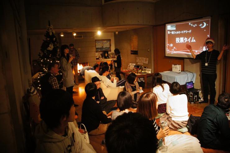 映画イベントを開催するFilmeet(フィルミート