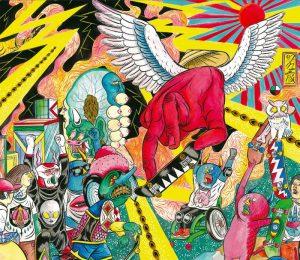 OPSB - New Album『BENIBANA』Release