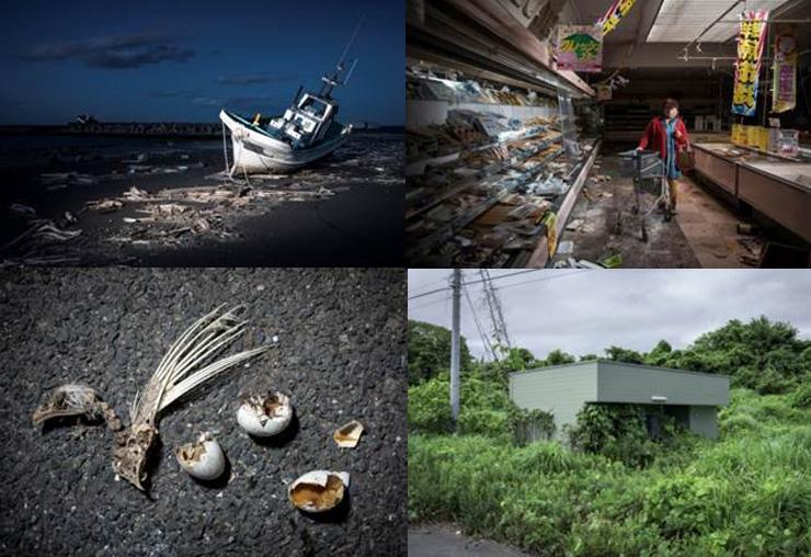 カルロス アイエスタ + ギョーム ブレッション写真展 『Retrace our Stepsーある日人々が消えた街』 2016年6月24日(金)~7月24日(日) at シャネル・ネクサス・ホール