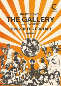 The Gallery supported by Sarcastic 【東京公演】