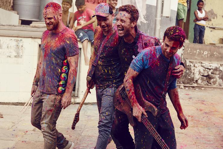 coldplay 5月26日、27日に開催されたスペイン・バルセロナでの公演をオンエア『Coldplay LIVE SPECIAL 2016』スペースシャワーTVで放送。初回放送:7月2日(土)21:00~