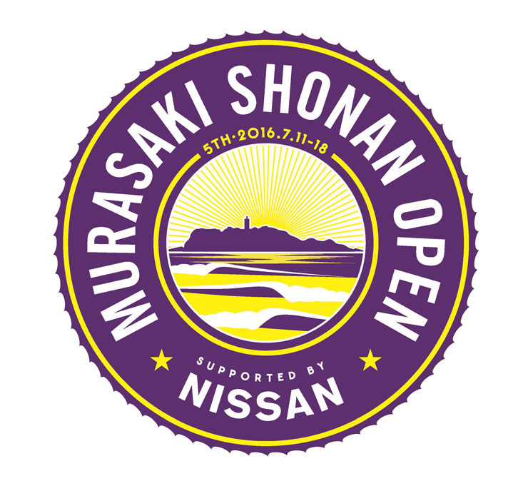 MURASAKI SHONAN OPEN 2016 supported by NISSAN 2016年7月11日(月)~7月18日(月・祝/海の日)at 鵠沼海岸及び鵠沼海浜公園スケートパーク