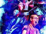 人間椅子、東京公演が完売!初のニコ生中継が決定。2016年7月10日(日)ツアー「地獄の道化師」@新宿ReNYライブ生中継