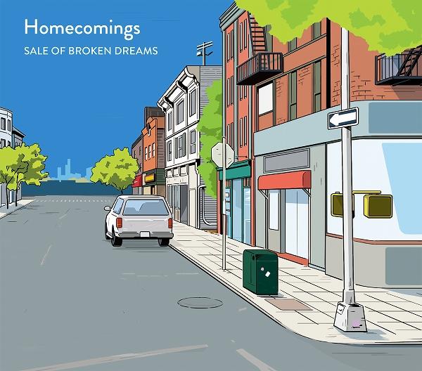 Homecomings 『HURTS』
