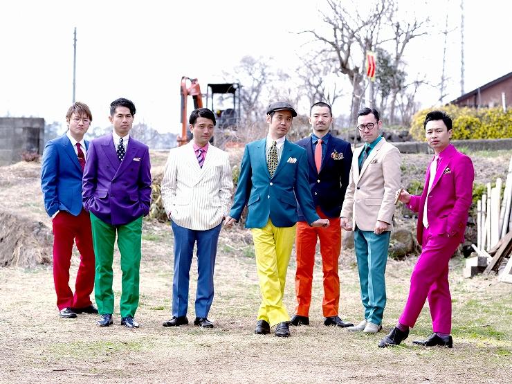 在日ファンク/『cero × 在日ファンク EXシアターTV presents 新春ライブ』
