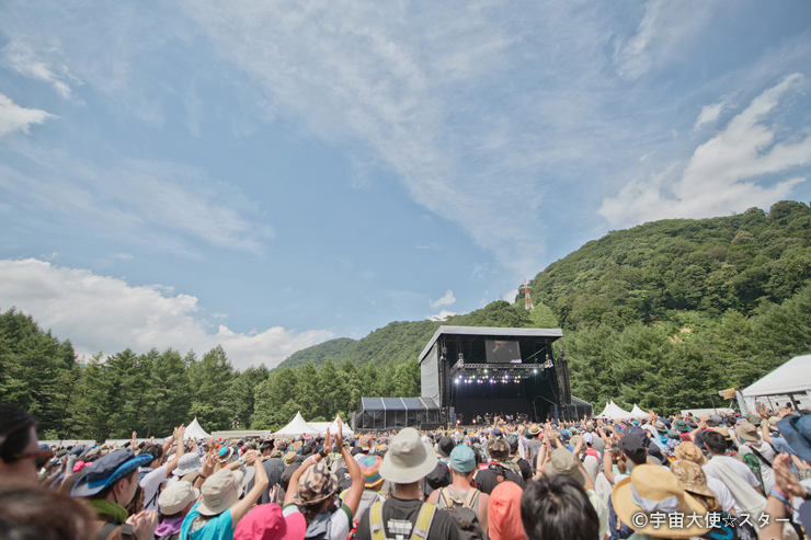 20th Anniversary FUJI ROCK FESTIVAL '16 ~出演アーティスト第10弾~