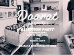 DOARAT archives レセプションイベント 2016.07.13(Wed) at レインボー倉庫下北沢 / A-FILES オルタナティヴ ストリートカルチャー ウェブマガジン