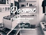 DOARAT archives レセプションイベント 2016.07.13(Wed) at レインボー倉庫下北沢