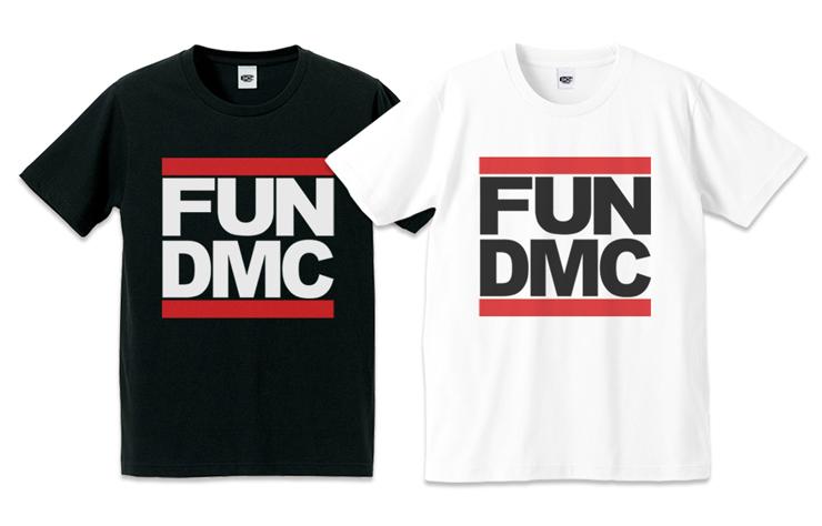 FUN DMC Tシャツが復刻!