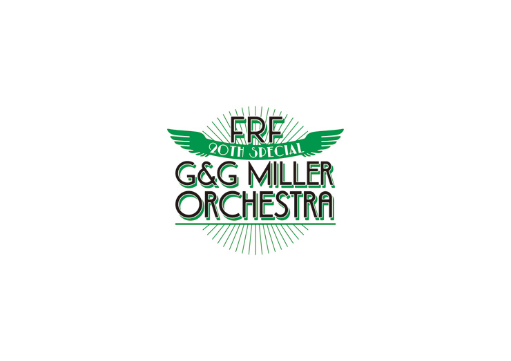 FRF 20th SPECIAL G&G Miller Orchestra (JUMP WITH JOEY、FRONTPAGE ORCHESTRA、加藤登紀子、曽我部恵一、中納良恵)