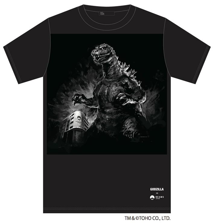 Tシャツ 3,800円(税抜)カラー:ブラック