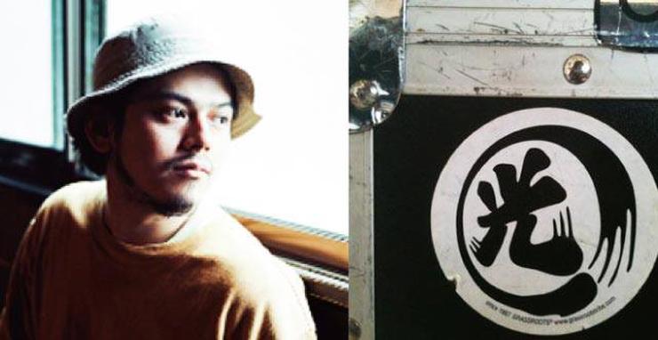 DJ HIKARU (BLAST HEAD/O.K?Tropical Ghetto)