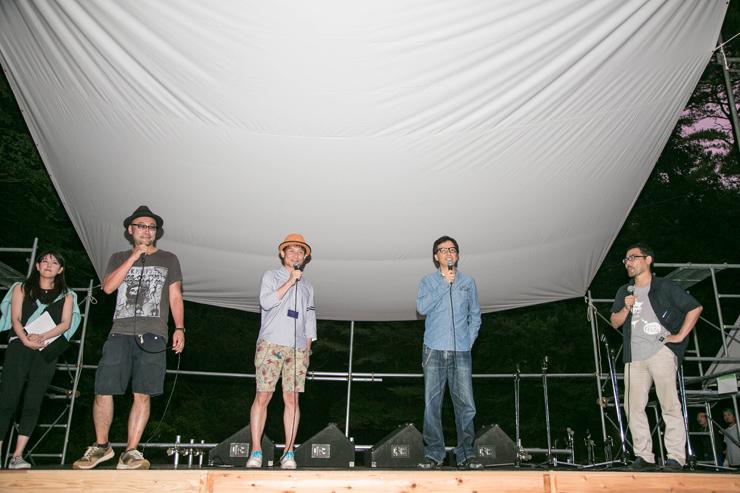 『湖畔の映画祭』2016年8月5日(金)~7日(日) at 山梨県富士五湖・本栖湖キャンプ場
