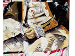 高松 徳男 展 Norio Takamatsu Exhibition:2016年7月2日(土)~18日(月・祝)at THE blank GALLERY / A-FILES オルタナティヴ ストリートカルチャー ウェブマガジン