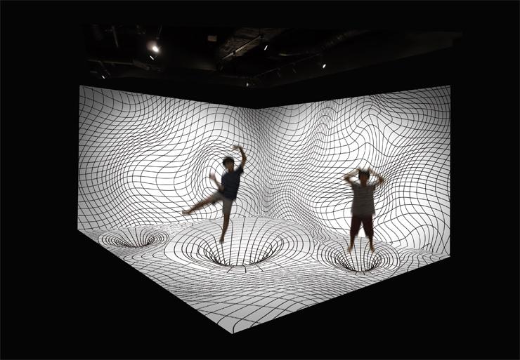 『白黒の部屋』―トリック&体験アート展― 2016年7月30日(土)~10月31日(月)at 横浜大世界アートリックミュージアム