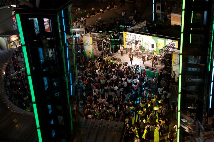 ベルギービールウィークエンド東京 2016年9月16日(金)~ 25日(日)at 六本木ヒルズアリーナ