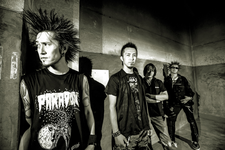 BOMB FACTORY - 25YEARS ANNIVERSARY SELF COVER ALBUM 『COVERED』Release