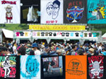 ~Tシャツを眺めて~ フジロックフェスティバル OFFICIAL GOODS SHOP @ 20th Anniversary FUJI ROCK FESTIVAL '16 / A-FILES オルタナティヴ ストリートカルチャー ウェブマガジン