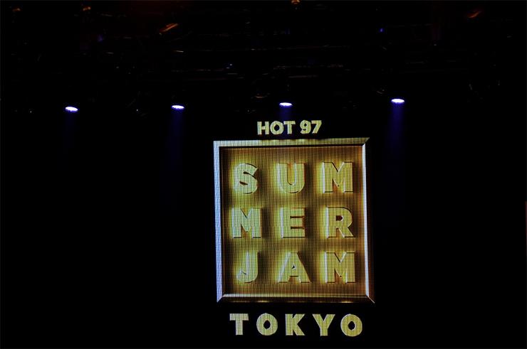HOT 97 SUMMER JAM TOKYO 2016 @ ZEPP TOKYO (2016.7.29) ~REPORT~