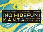 """INO hidefumi × K.A.N.T.A """"KOKERAOTOSHI"""" Day2 2016.09.17 (SAT) at 表参道 WALL&WALL"""