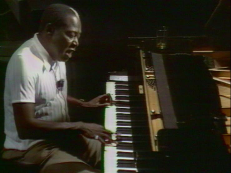 Memphis Slim 『オフビート&JAZZ メンフィス・スリム ライブ・イン・フランス 1973』8月23日(火)夜9:00 WOWOWで放送