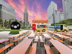 『NEWoMan オクトーバーフェスト』2016年9月1日(木)~10月30日(日)at JR新宿駅 新南改札前 Suicaのペンギン広場