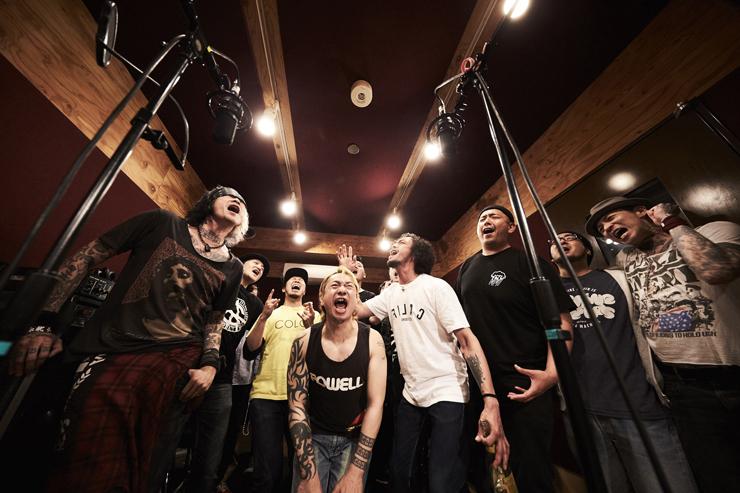 SOBUT - REMIX ALBUM『KICK'IN YOUR HEAD~OVERRIDE REMIX~』Release