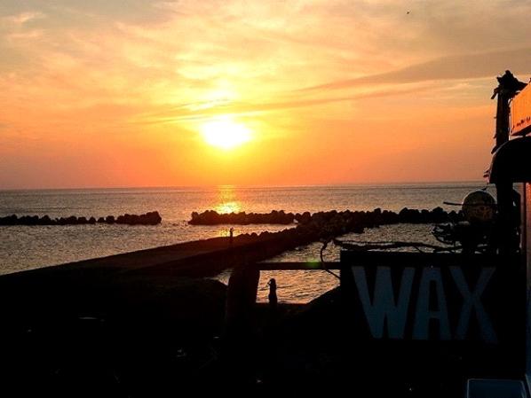 TENT x Fairground @ 新島WAX  2016年9月2日(金)3日(土)at WAXビーチラウンジ(和田浜海岸)