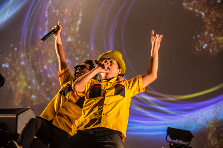 FUJI ROCK FESTIVAL '16 ~フジロック3日目~ (2016.07.24) REPORT