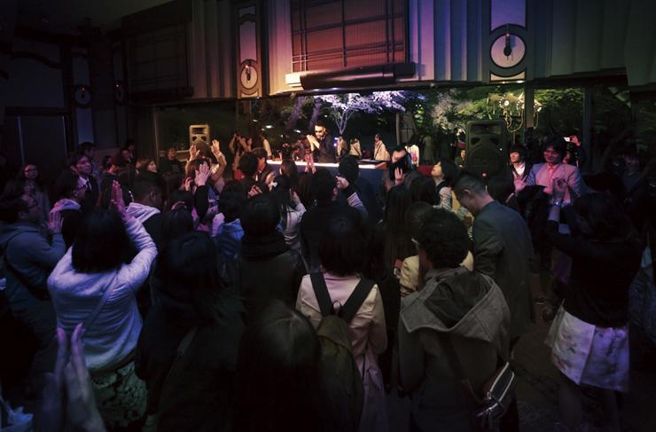 粋NIGHT 2016夏 - 2016年8月5日(金)at 八芳園本館
