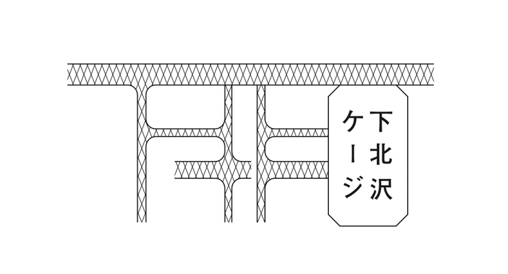 下北沢高架下に『下北沢ケージ』2016年8月19日(金)OPEN / 8月24日(水)にはナイトマーケットを開催。